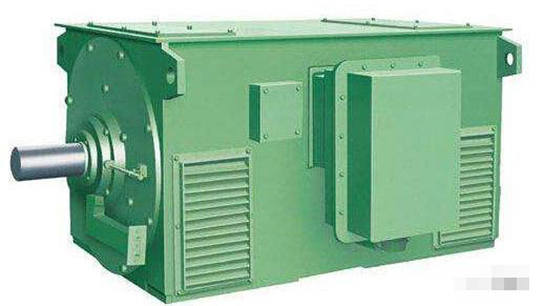 What are the advantages and disadvantages of high voltage motors compared to low voltage motors?
