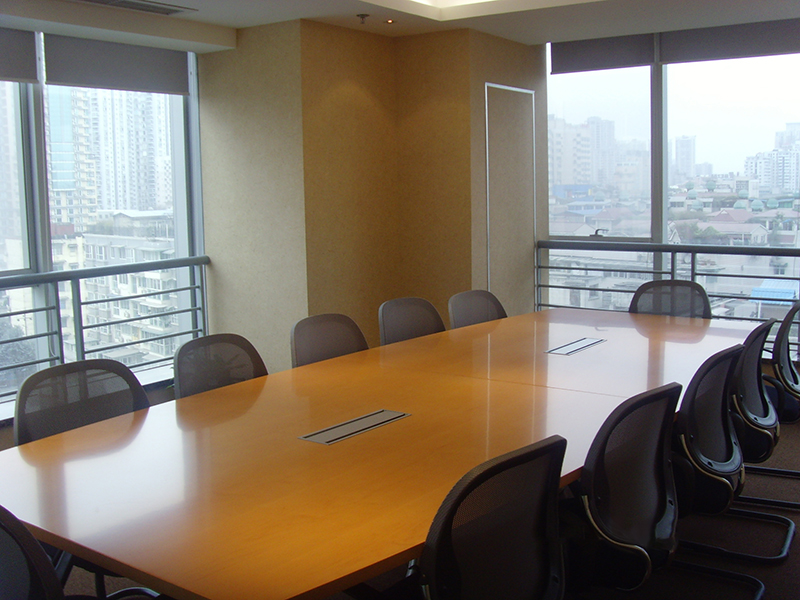 Bought office in center of city: 5A CBD - Dongfang plaza.