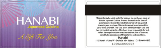 Magnetic member card and holder