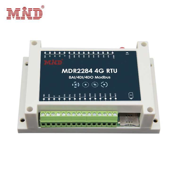 MDR2284 gprs/4g remote measurement and control industrial wireless RTU with MQTT