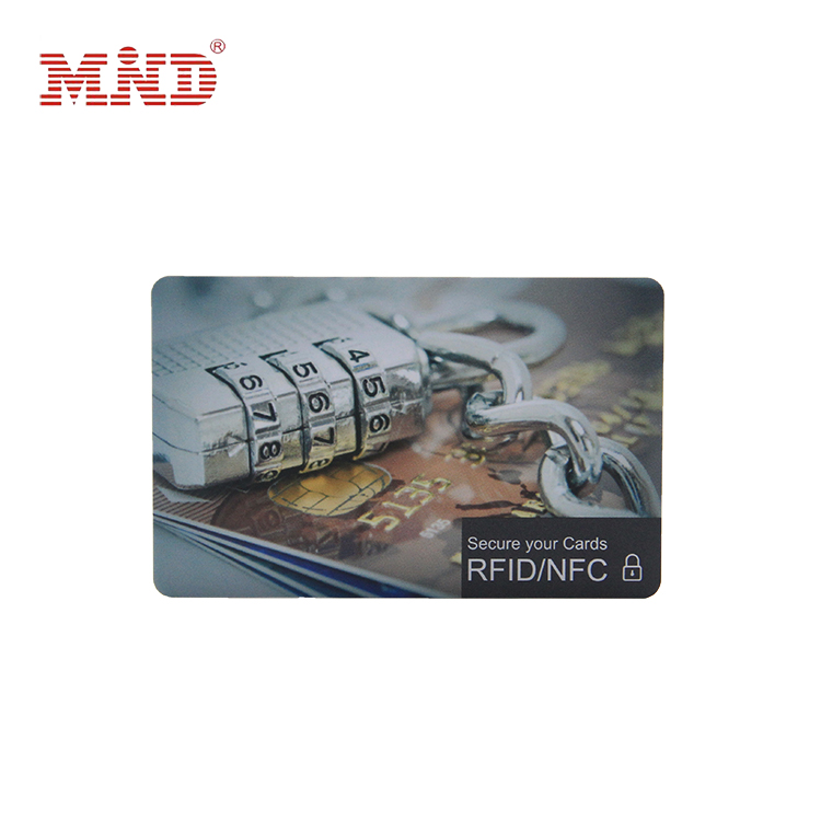 RFID blocking card Featured Image