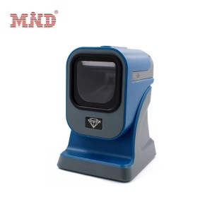 Three-year warranty Omnidirectional 2D Desktop Barcode Scanner Reader Platform