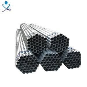48.6 / 48.3mm脚手架标准圆钢管,用于建筑材料