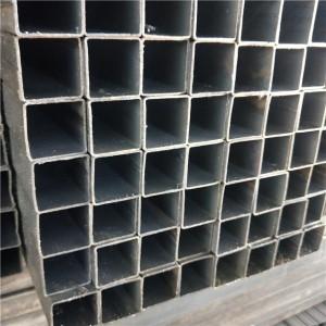黑色方形钢管8 100 * 100
