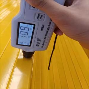 镀锌碳钢管粉线带围栏的方形管