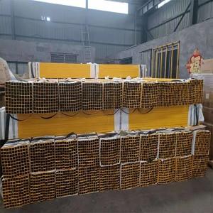 碳钢方形/矩形空心段焊接钢管围栏