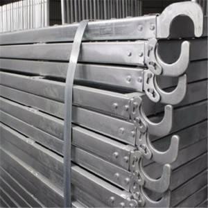 中国热销钢铁脚手架板搭配钩子Q235 /脚手架建筑