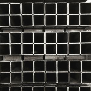 25mm方形钢管Q345B用于施工