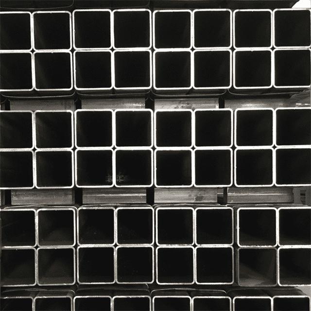 25mm方形钢管Q345B用于施工特色图像