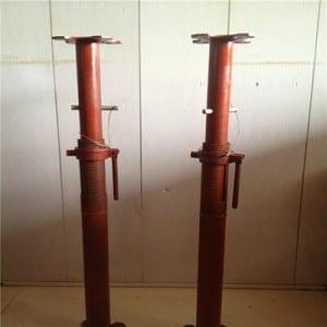 可调节钢铁支撑重型支柱