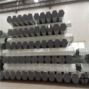 脚手架钢管每米钢材价格/施工钢管