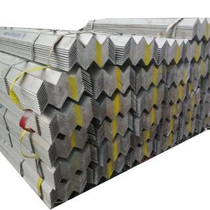 用于车架的镀锌钢角度棒SS400