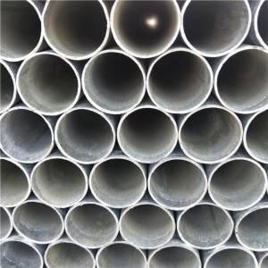 GI脚手架管/管BS EN 39用于建筑材料