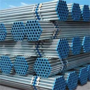 碳钢管BS1387镀锌钢管热浸