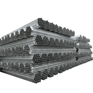 镀锌中空剖面脚手架钢管为建筑材料