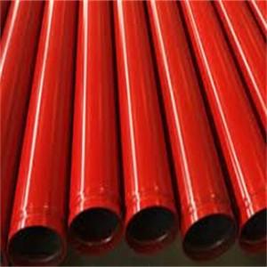 沟槽端部镀锌管钢管用于防火