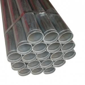 热浸镀锌槽碳钢管S235JR