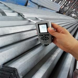 S355JR镀锌温和钢角度钢塔