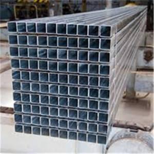 40x40钢镀锌方钢管Q235B为家具管