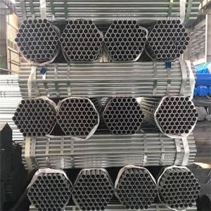 镀锌GI钢管镀锌绿屋管