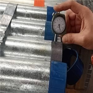 热浸镀锌管波纹钢管