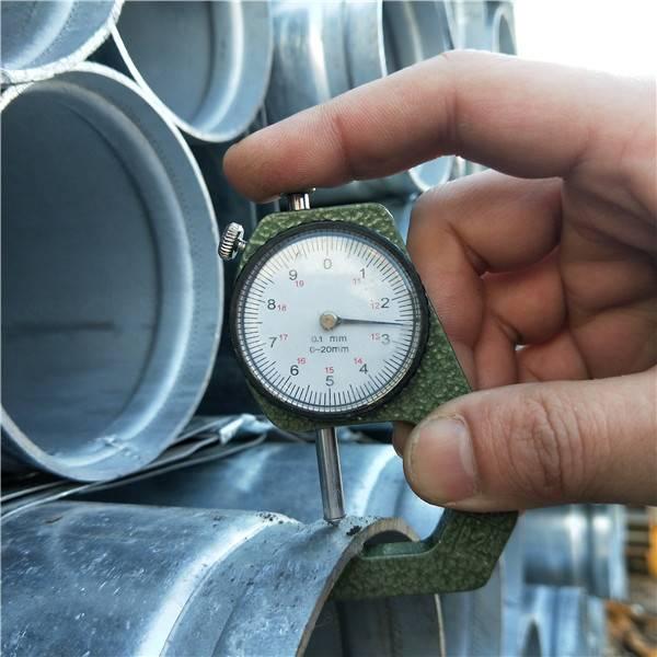 伟德国际体育镀锌槽钢管/消防管特色形象
