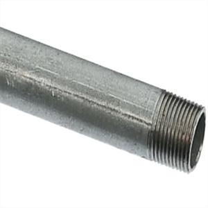 镀锌钢管配有联轴器和帽BS1387