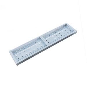 脚手架钢行走板Q195用于施工材料