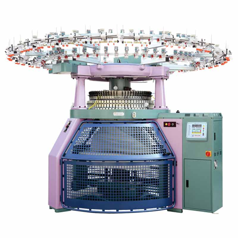 Double Jersey Interlock Knitting Machine Featured Image