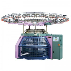 High Production Terry Knitting Machine