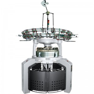 High Pile Circular Knitting Machine