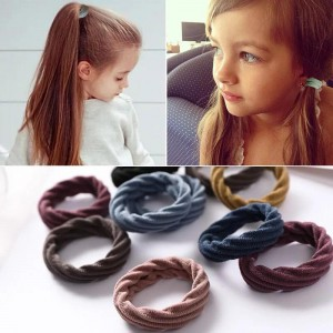 Seamless Hair Bands Knitting Machine