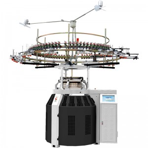 High Speed Single Body Size Knitting Machine