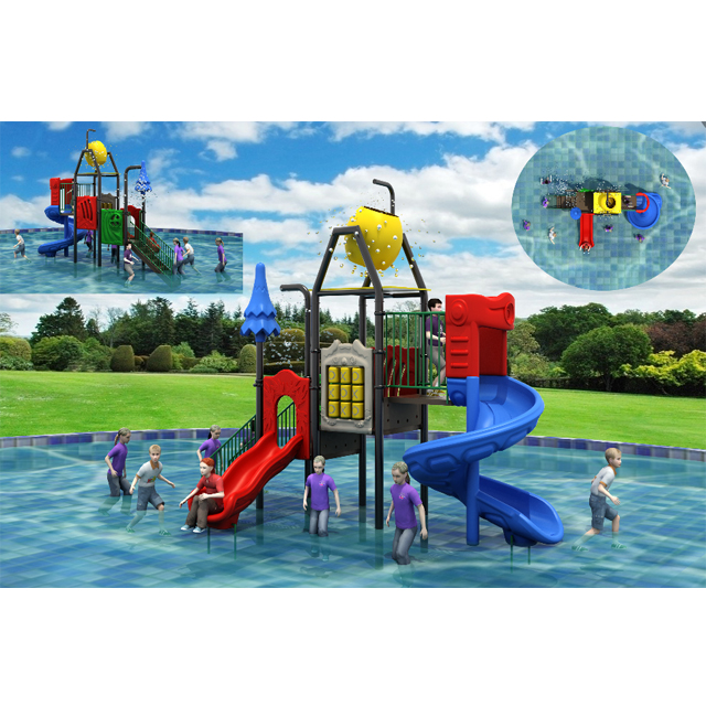 High Quality Aqua Park Playground House Water Park Slides Equipment Featured Image