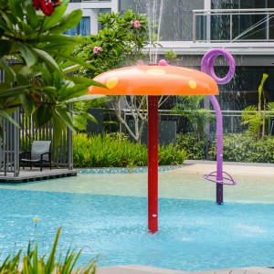 Spa Water Mushroom For Swimming Pool