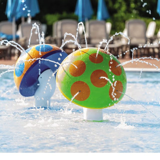 Aqua Park Resorts Spray Water Park toys Featured Image