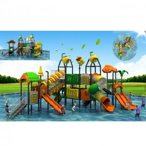 factory supplier water park slide with competitive price