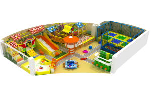 New Design Indoor Playground Equipment Kids Indoor Playground