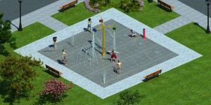 Mutong Kids Play Area Playground Indoor Kids outdoor Playground