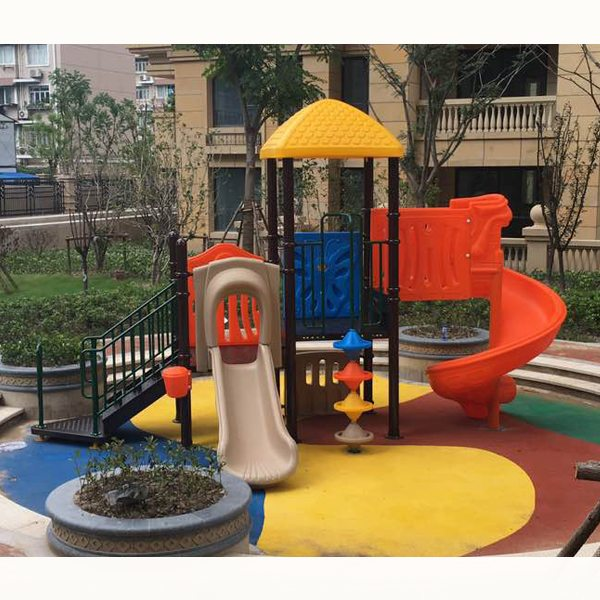 Factory Free sample Play Lane Equipment Outdoor Playground