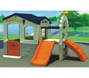 Nice Outdoor Kids Plastic Playhouses for Sale