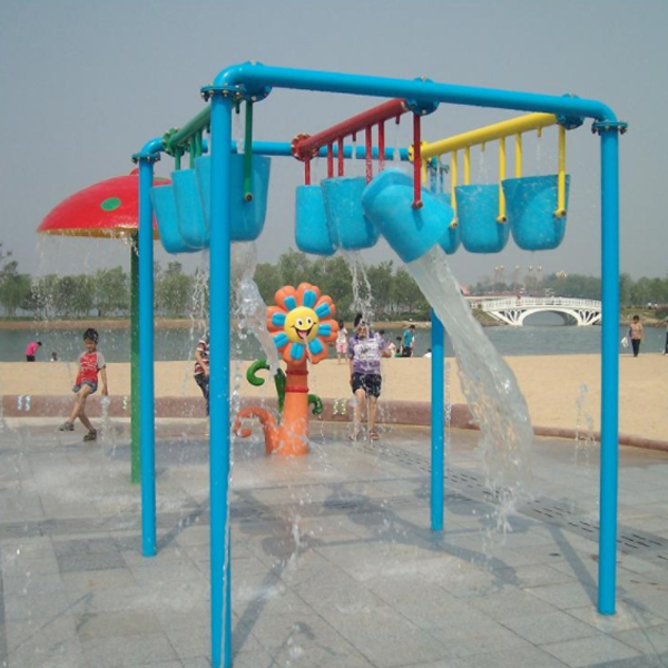 2019 kids water park playground water play equipment Featured Image