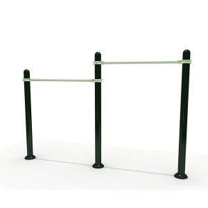 Outdoor Fitness Equipment for Elderly People