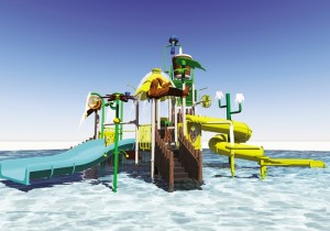 aqua park solutions aquaplay kids water fun design