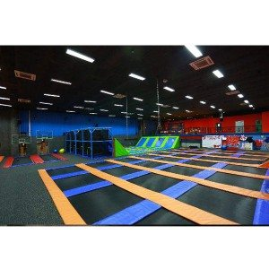 Commercial Used Indoor Trampoline Bed for Trampoline Park