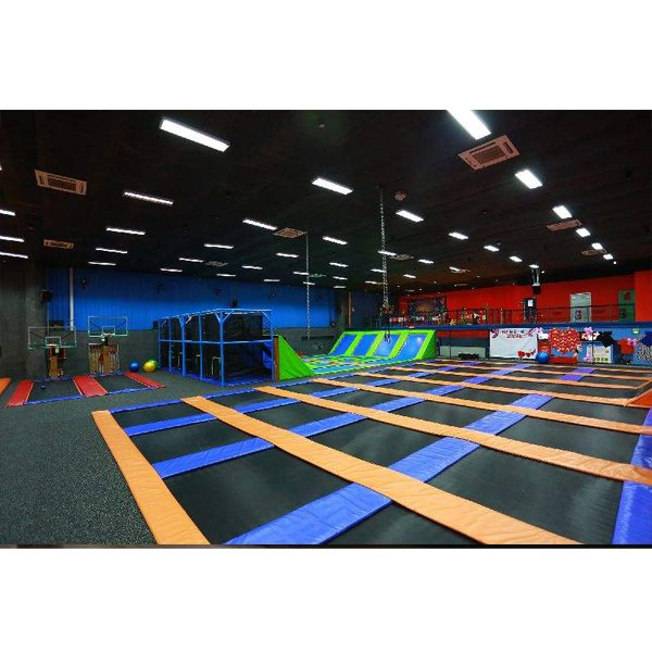 Commercial Used Indoor Trampoline Bed for Trampoline Park Featured Image