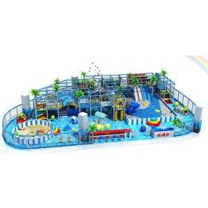 Popular Soft Children Amusement Zone Indoor Playground