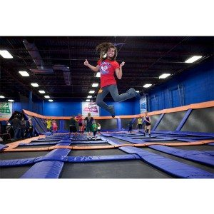 Customized indoor Gymnastic Trampoline park