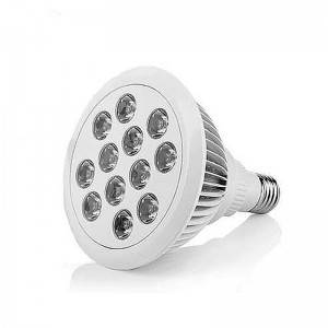 12W LED Grow Par fény