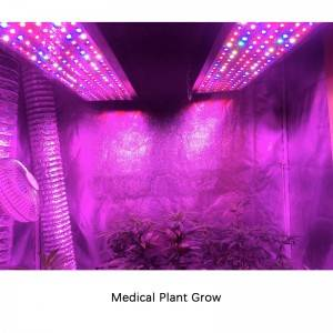 Gaea 96x5W LED Grow nhẹ